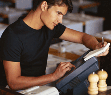 Server reaping POS benefits